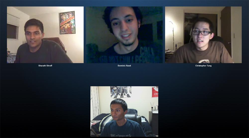 skype cam chat