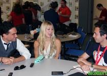 Big Bang Theory: Johnny Galecki, Kaley Cuoco