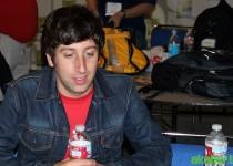 Big Bang Theory: Simon Helberg