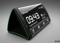 Concept Android Flip Phone