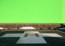 Stargate Studios Green Screen