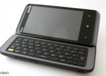 HTC Arrive - Keyboard