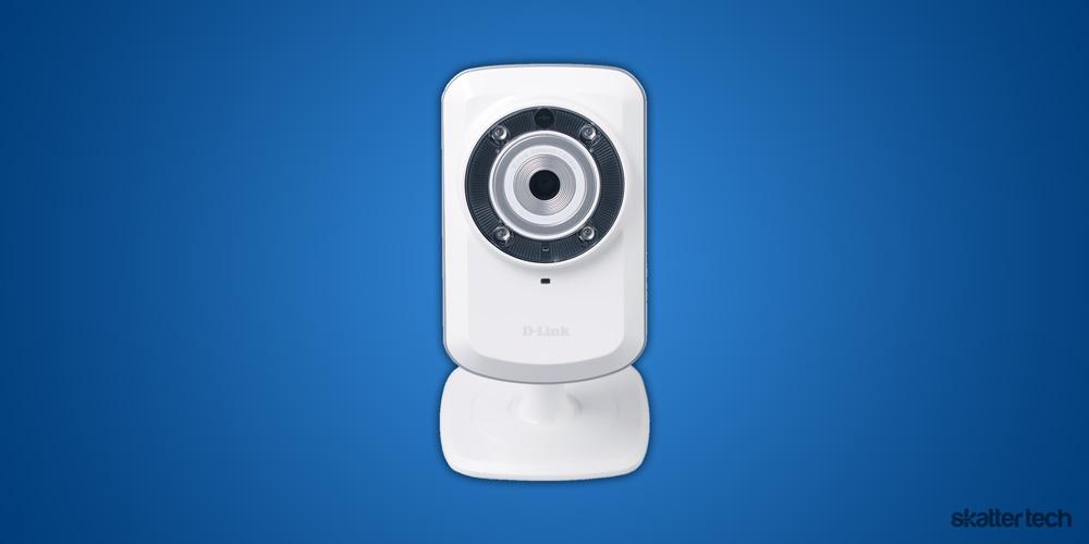 D-Link DCS-932L Wireless Surveillance Camera (Review) | Skatter
