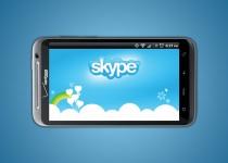 Skype Video HTC Thunderbolt