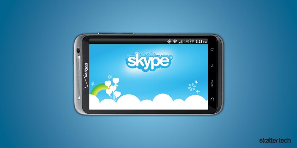 Skype для htc скачать