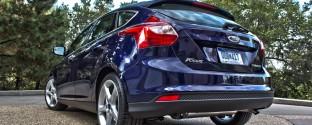 Ford Focus 2012 Hatchback Titanium